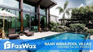 Video of Baan Wana Pool Villas
