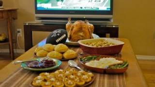 Thanksgiving Dinner in One Hour!