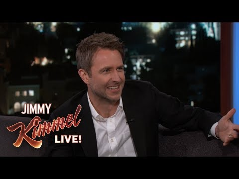 Chris Hardwick on Terrifying Interview with Harrison Ford