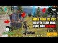 Free Fire | Nguyên Team WAG 2000 Đấu Nhân Phẩm Redzone - PQ MP3 Leo Nóc IQ Vô Cực | Rikaki Gaming