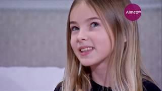 Күліп оян: эксклюзивное интервью Данэлии Тулешевой (15.01.17)