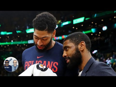 Rich Paul warns the Celtics about trading for Anthony Davis | Jalen & Jacoby