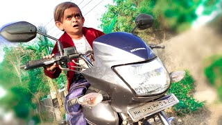 छोटू और बाबा | CHOTU aur BABA | Khandesh Comedy | Hindi Comedy | Chotu Comedy Video