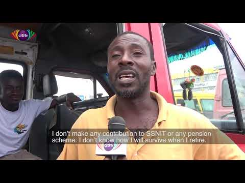 Commercial drivers struggle to live on 300 cedis monthly earnings - Business Dashboard