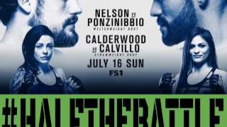 UFC Glasgow: Nelson vs Ponzinibbio Bets, Picks, Predictions on Half The Battle