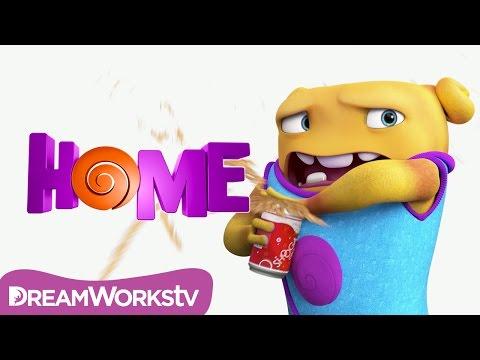 Home (2015) (Viral Clip 'Testing Soda')