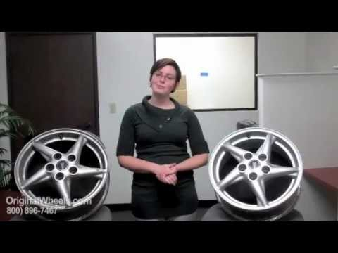 Aztek Rims & Aztek Wheels - Video of Pontiac Factory, Original, OEM, stock used rim Co.