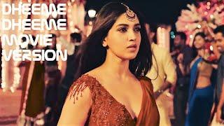 Dheeme Dheeme movie version 1080p  4k ultra hd hindi song   Pati Patni or woh songs   kartik aryan