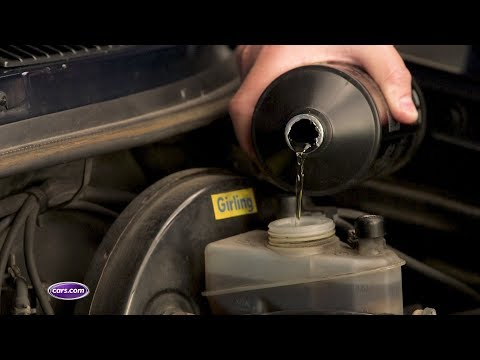 A Guide to Your Car's Fluids