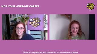 Not Your Average Career – Niamh Callaghan