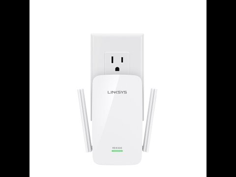 Boosts Wi-Fi signal coverage with Range Extender
