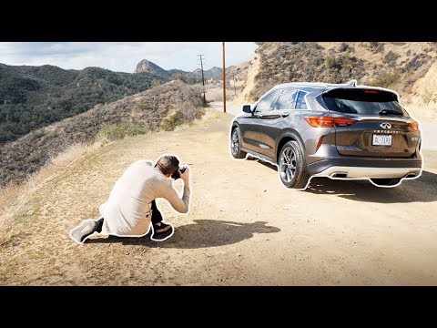 INFINITI QX50 Cruise Down Pacific Coast Highway!