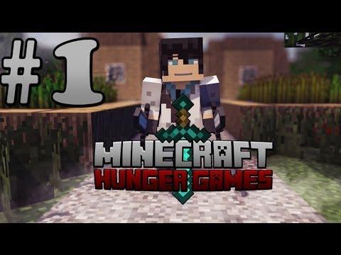 Minecraft - Голодные Игры #1 - Первые Бои!