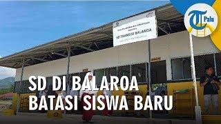 SD di Balaroa Batasi Jumlah Pendaftaran Siswa Baru