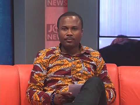 Passing On Of Former Vice President - AM Show on JoyNews (29-6-18)