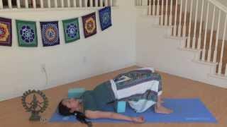 傍晚瑜伽(從內到外放輕鬆主題1) by Yans Yoga