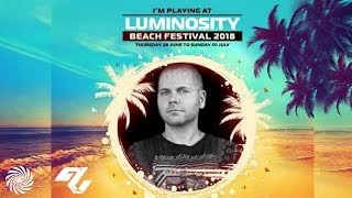 Ace Ventura   Luminosity Beach Festival 2018 Warm Up Set