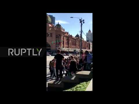 Australia: Melbourne tense after SUV ploughs into crowd