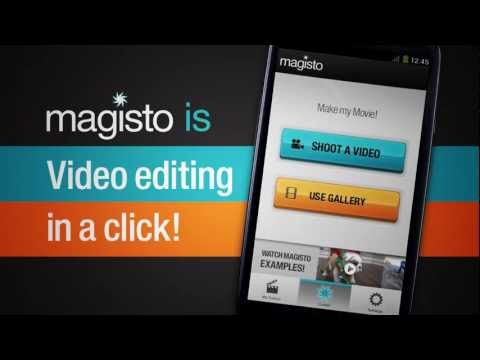Magisto  video en fotobewerker video