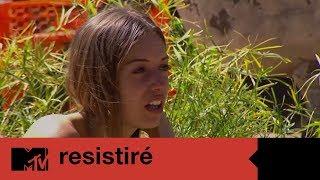 MTV Resistiré | Jessica se confesó con Boris sobre su vida fuera de Resistiré