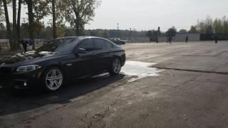 BMW 550I JB4  1/4 mile 11.831 @117.2