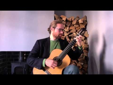 Stephen The Classical Guitarist Video