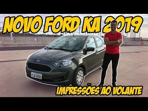 Avaliação novo Ford Ka 2019: tudo sobre a versão SE 1.0 manual reestilizada
