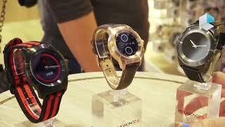 MyKronoz ZeTime, Premium, Elite and Zetime Petite smartwatch with mechanical hands and touchsceen