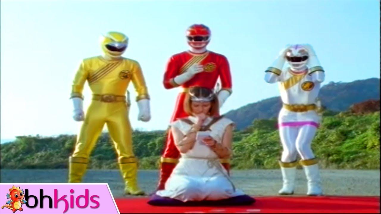 5 Anh Em Siêu Nhân Gao - Hyakujuu Sentai Gaoranger, Tập 46: Trận Chiến Đầu Năm