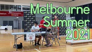 Melbourne Summer 2021 Vlog!