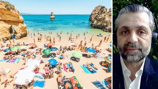 video: Coronavirus latest news: Holidaymakers to Portugal face chaos as even Algarve's MP says 'I don't know if you can come'