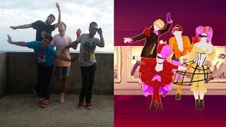Just Dance Unlimited - Crucified | 5 Stars
