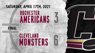 Americans vs. Monsters | Apr. 17, 2021