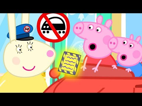 Download Peppa Pig Official Channel  ⭐️ New Season ⭐️ Parking Ticket for Daddy Pig Mp4 HD Video and MP3