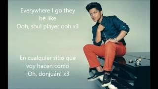 24K MagicBruno Mars Lyrics Y Traduccion
