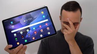 Review: Samsung Galaxy Tab S7 FE 5G (Deutsch)   SwagTab