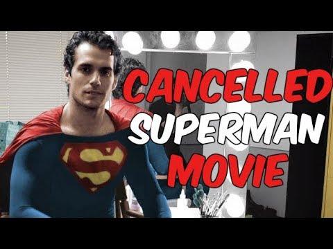 The Weird Cancelled 2009 Superman Returns Sequel   Cutshort