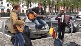 Сколько зарабатывают уличные музыканты?