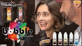 BOBBLE LIQUIDE : Un très beau concept de bar à liquide mono arôme.