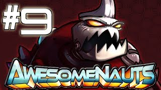 CLUNKY! - AWESOMENAUTS - PART 9 With Blitzwinger  (HD Gameplay)