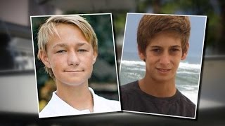 Coast Guard discovers missing teens' empty boat off Florida coast