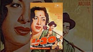 Shree 420 1955   Raj Kapoor,Nargis, Nadira   Superhit Classic Bollywood Movies