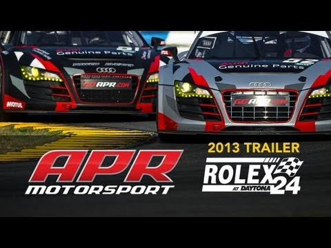 APR Rolex 24 at Daytona 2013