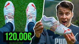 Neymar Fußballschuh für 120€?! Puma Future Z 2.1 Test