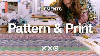 Design Elements   Pattern & Print