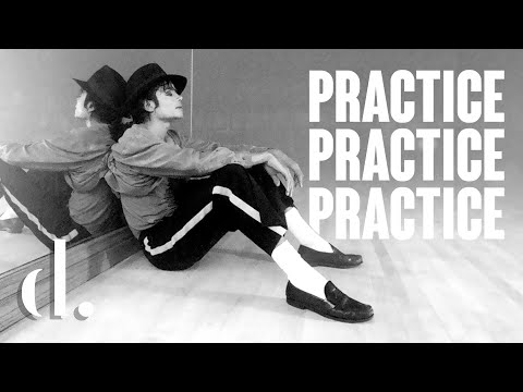 Michael Jackson in Dance Rehearsal (Part 1) | the detail. - YouTube