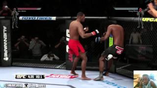 UFC - UFC Career Mode Ep.18 - SUPERSTAR STATUS? - UFC Fights 2014