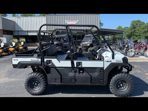 2020 Kawasaki Mule PRO-FXT EPS in Greenville, North Carolina - Video 1