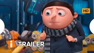 Minions 2 - A Origem de Gru | Trailer Dublado