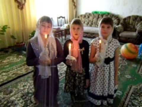 Татьяна Баслина «Детская рождественская молитва»